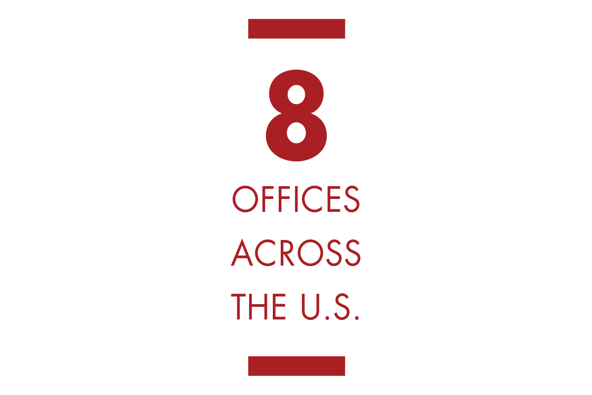 8 Offices