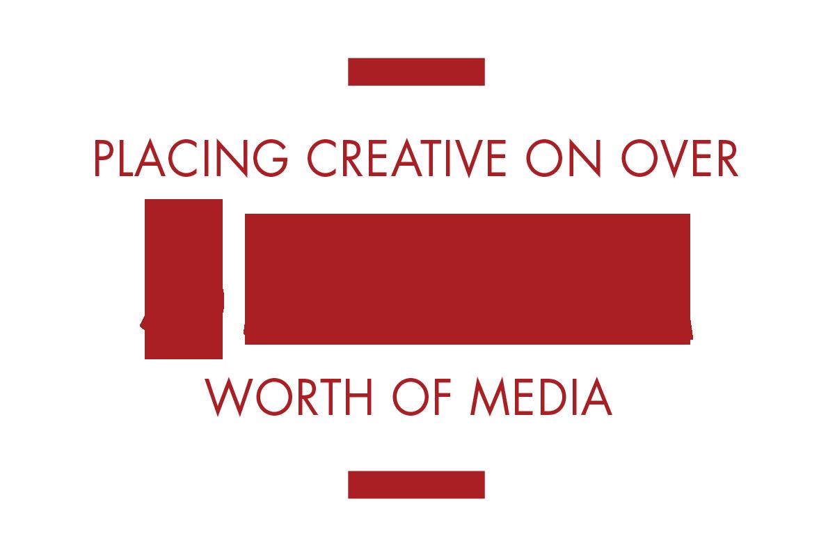 Placing Creative